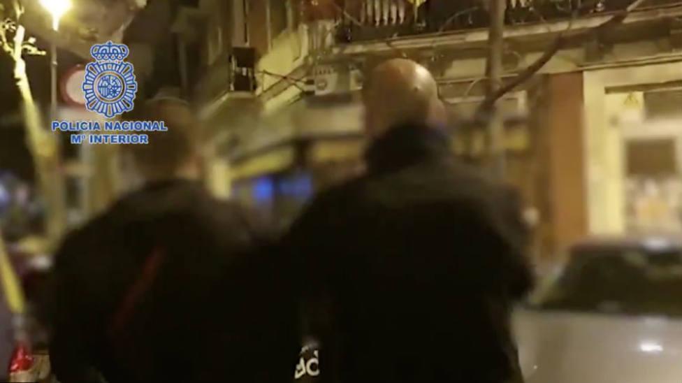 La Policía Nacional ha detenido en Barcelona a un criminal sueco