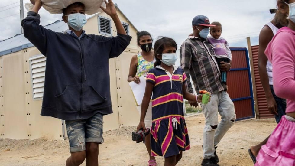 ACNUR hace un llamamiento a la comunidad internacional ante la situación de trauma y desesperación de miles