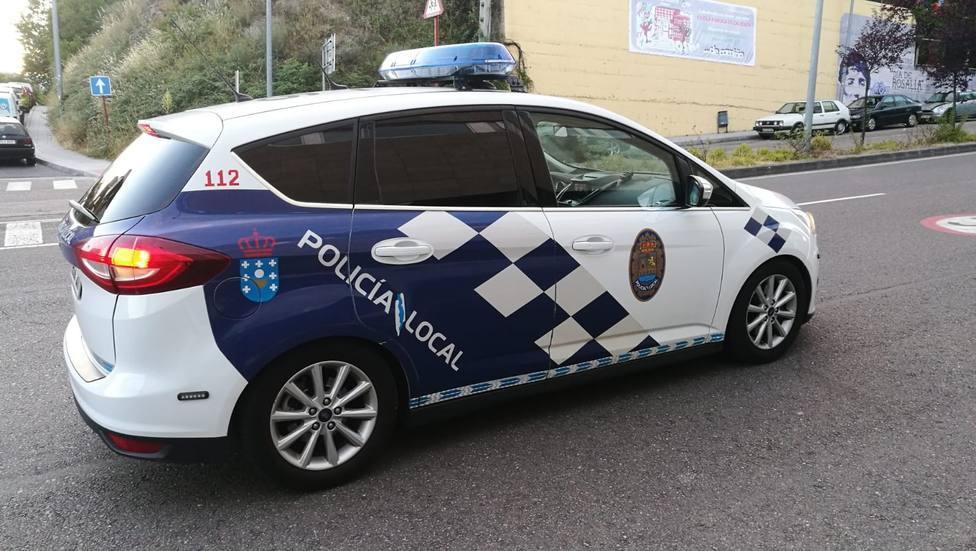 Policía Local Ourense