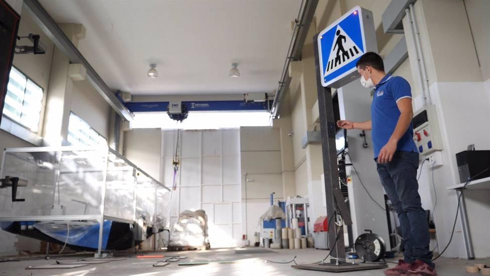 Interlight, que instala pasos de peatones inteligentes en México y Francia, prepara su salto a EEUU