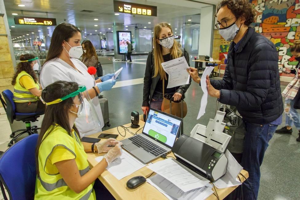 aeropuerto pruebas covid
