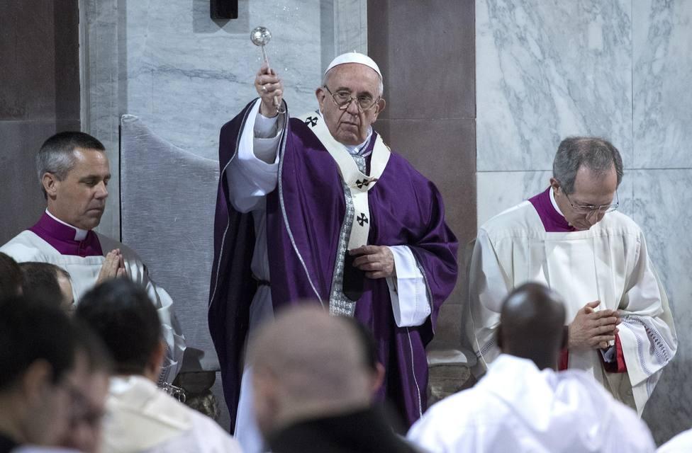 TRECE emitirá la misa del Miércolesde Ceniza presidida por el Papa Francisco desde el Vaticano