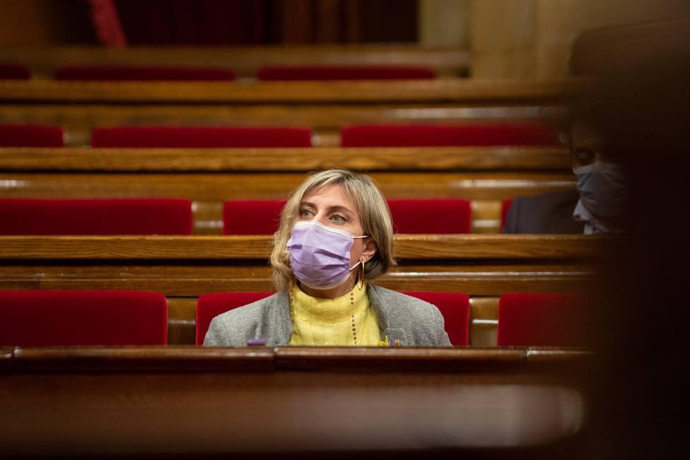 La consellera de Salut de la Generalitat, Alba Vergés - David Zorrakino - Europa Press - Archivo