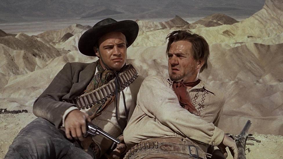 Este martes, Richard Barton y Marlon Brando en la tarde de TRECE