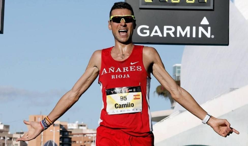 Un español corre el maratón de Dresde con el dorsal de otro y bate el récord de Honduras