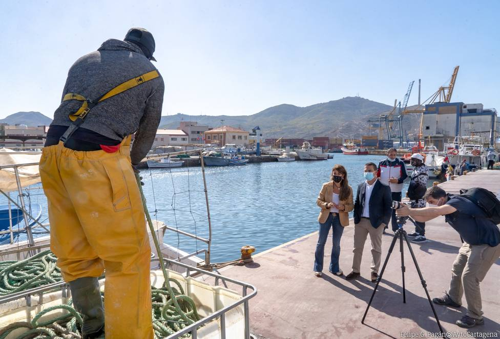 Una iniciativa del Ayuntamiento dará a conocer las singularidades de la pesca a los escolares