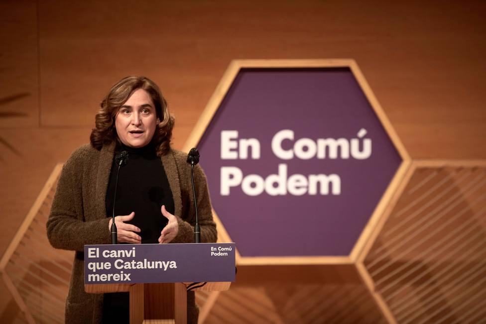 Ada Colau deja Twitter de forma indefinida para hacer buena política