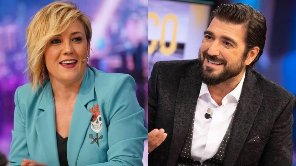 Cristina Pardo se queda en shock en La Sexta con la pregunta que le hace Antonio Orozco: Te voy a decir