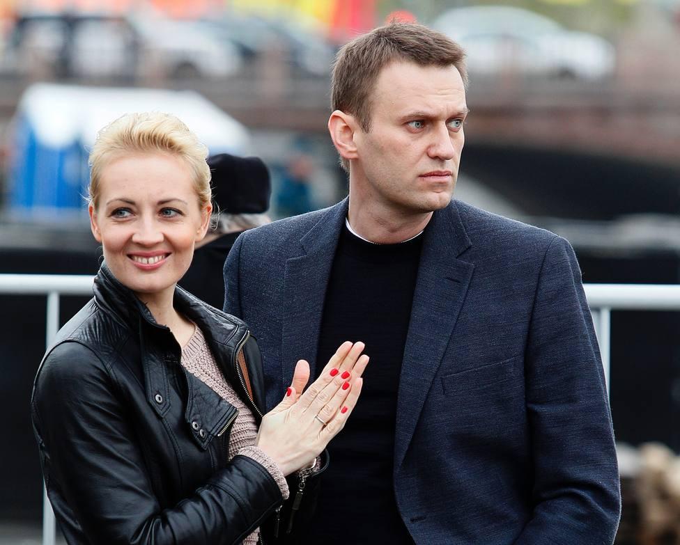 La UE insiste en que Navalni sea tratado por médicos de su confianza