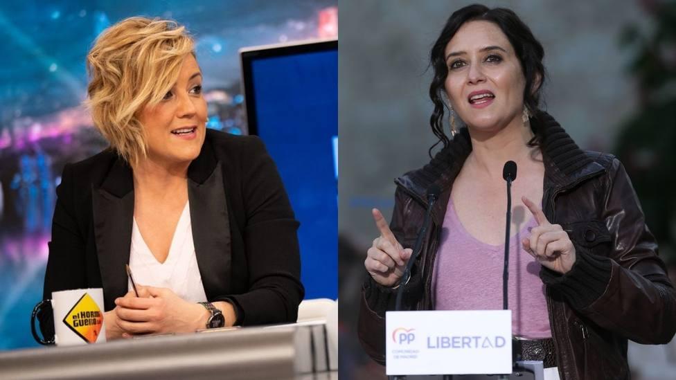 Cristina Pardo pone encima de la mesa el motivo por el que Ayuso ha ganado el 4-M: Ha hecho una campaña...