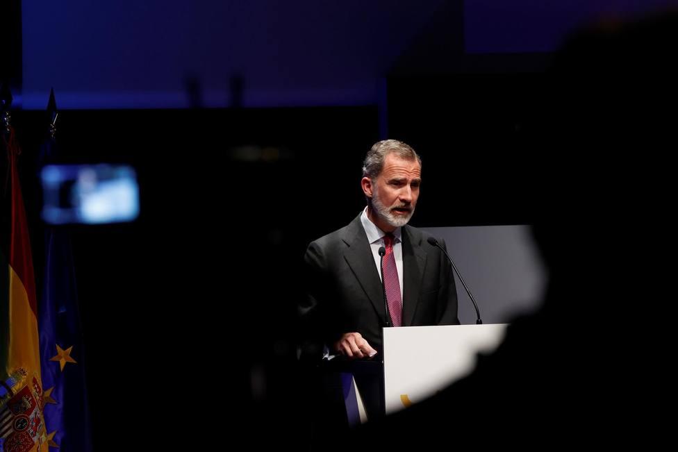 El rey acude a la toma de posesión del presidente de Ecuador