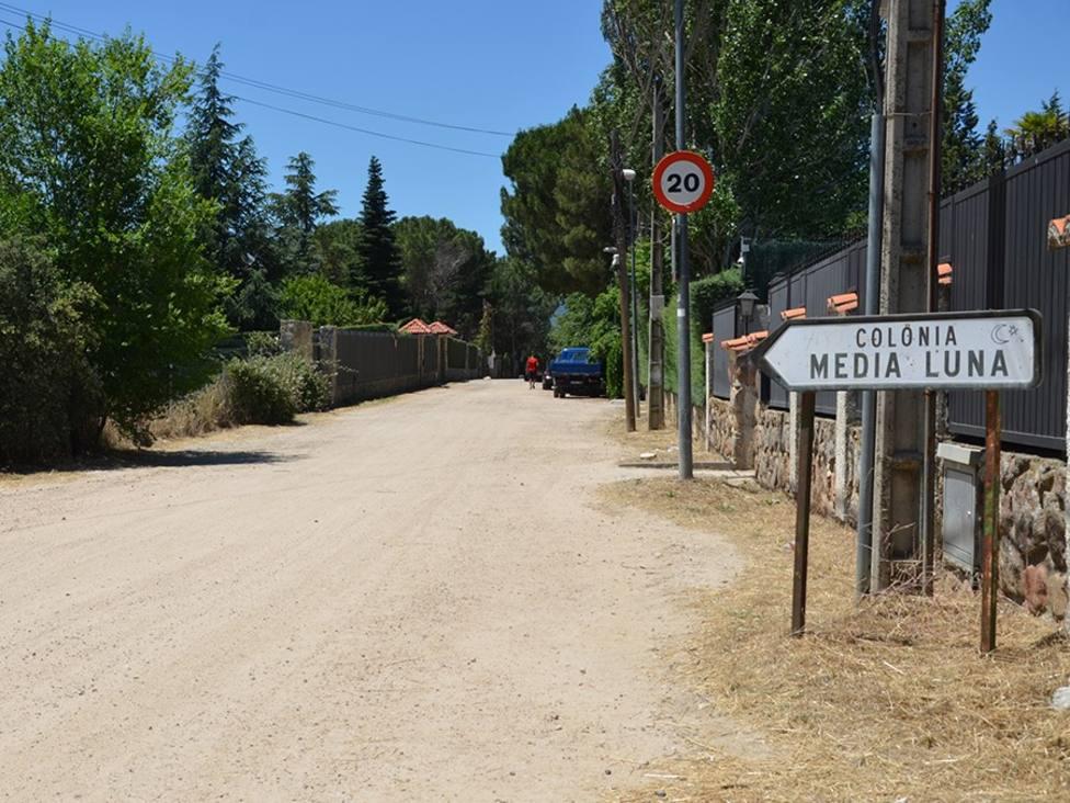 Guadarrama repara varias vías pecuarias y caminos