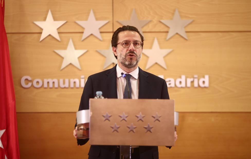 La Comunidad de Madrid critica la cesión de Sánchez para que Urkullu asista a la Conferencia de Presidentes