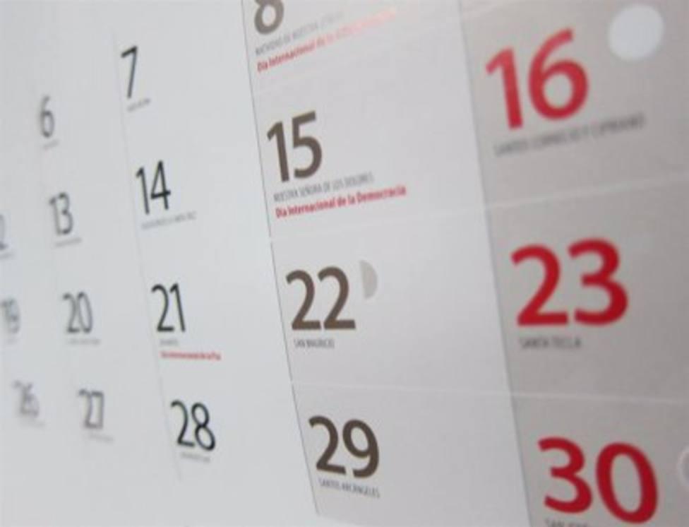 El BOC publica el calendario laboral de 2022 que establece como festivo el 26 de diciembre