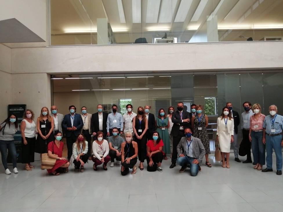 Granada.- Economía.- Granada acoge la primera aceleradora de empresas especializada en salud, AcexHealht