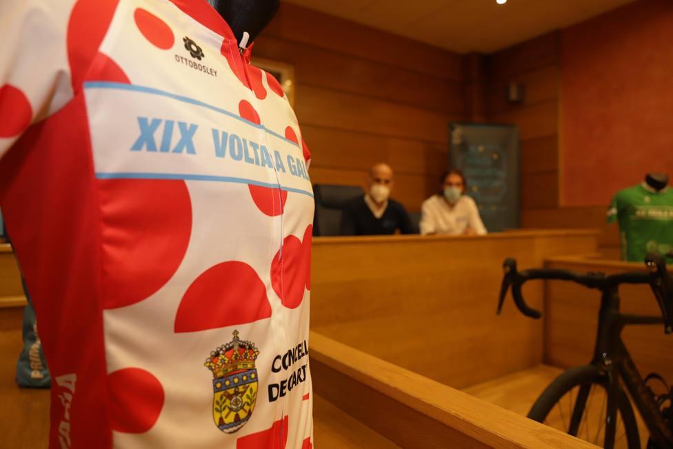 La 19ª Edición de la Vuelta Ciclista a Galicia se celebrará del 16 al 19 de septiembre. FOTO: Cariño
