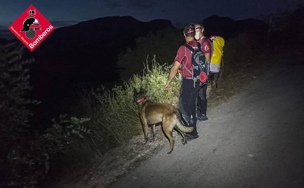 Continúa la búsqueda de un senderista desaparecido en el barranco del Infierno
