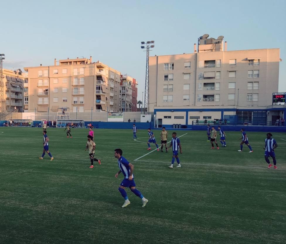 El Águilas FC quiere su primer triunfo en casa