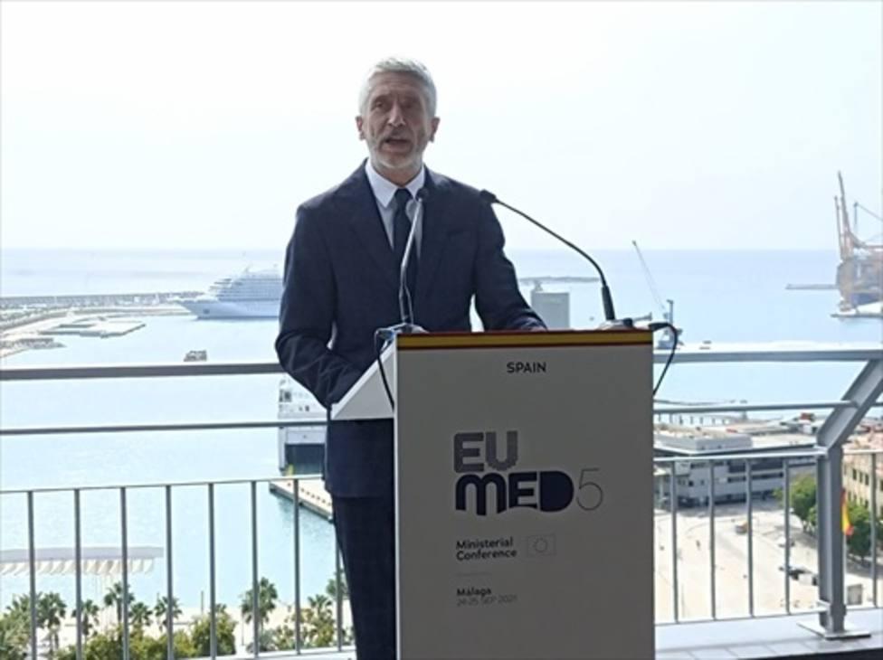 Marlaska pide dejar a los tribunales europeos dialogar sobre el caso Puigdemont