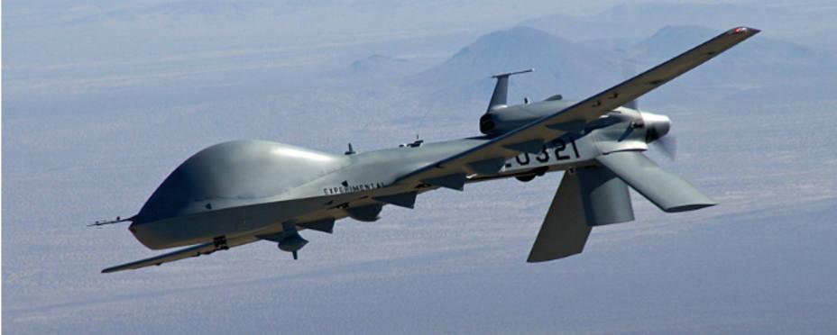 Modelo de dron no tripulado (morguefile)