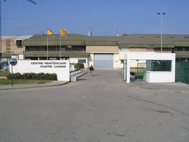 El moti de la preso de Quatre Camins el 2002 arriba a judici amb cinquanta acusats