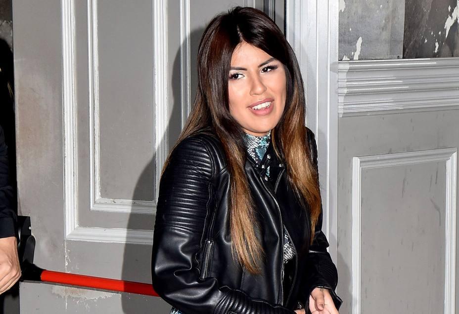 Isa Pantoja celebra con tristeza su 23 cumpleaños