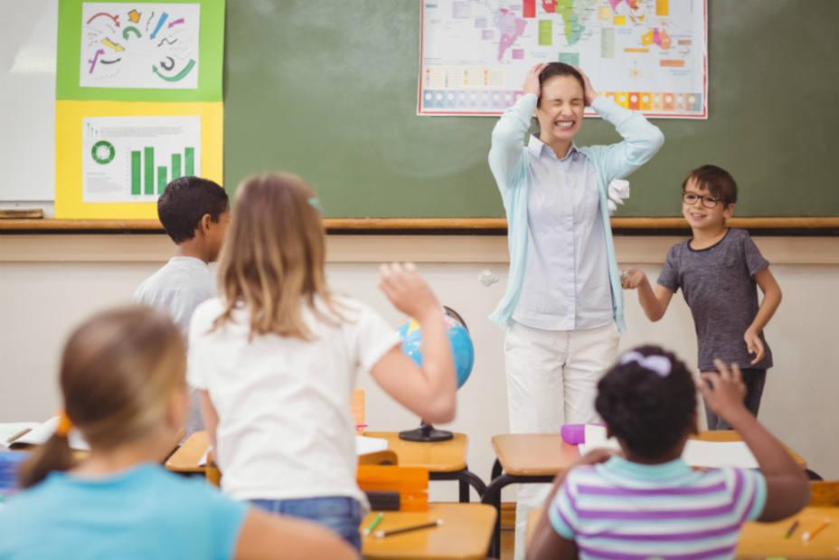 El número de agresiones de alumnos a profesores sigue creciendo en España