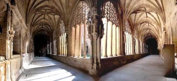 El Senado aprueba, por unanimidad, ubicar un Parador Nacional en el Monasterio de Sta María La Real de Nájera