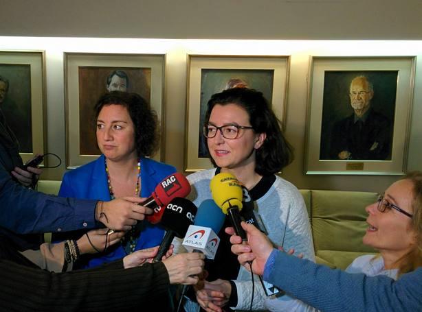 El PSC defiende que Susana Díaz ha ganado las elecciones en Andalucía