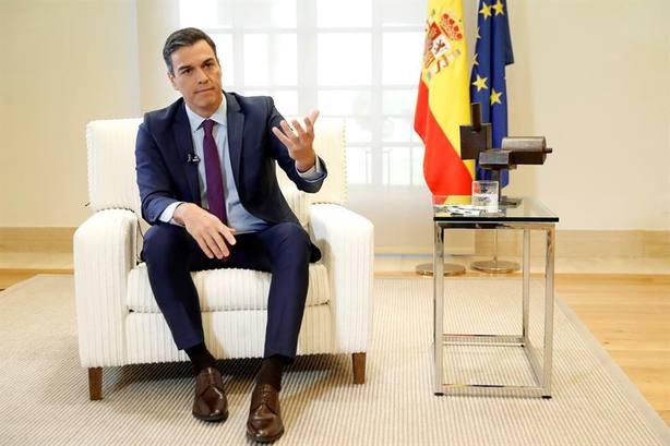 Pedro Sánchez dispara la prima de riesgo