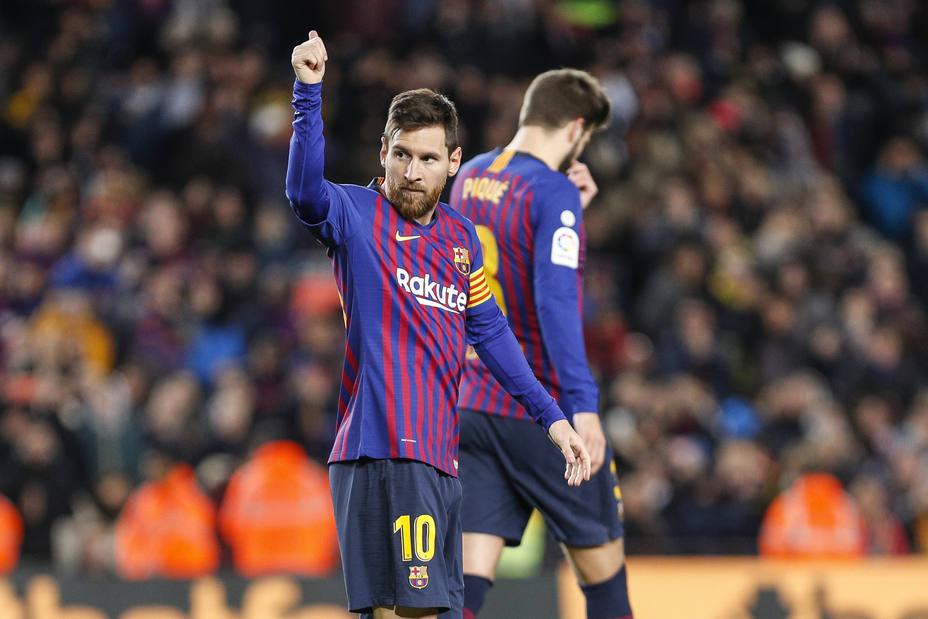 Crónica del FC Barcelona - SD Eibar: 3-0