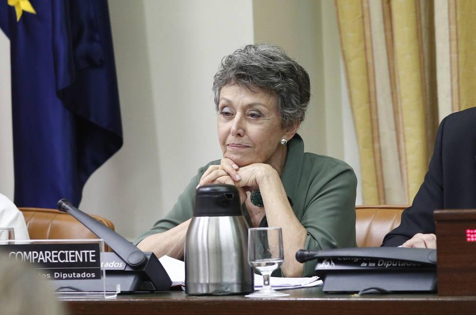 Rosa María Mateo anuncia que presentará su dimisión como administradora de RTVE en cuanto haya nuevo Gobierno