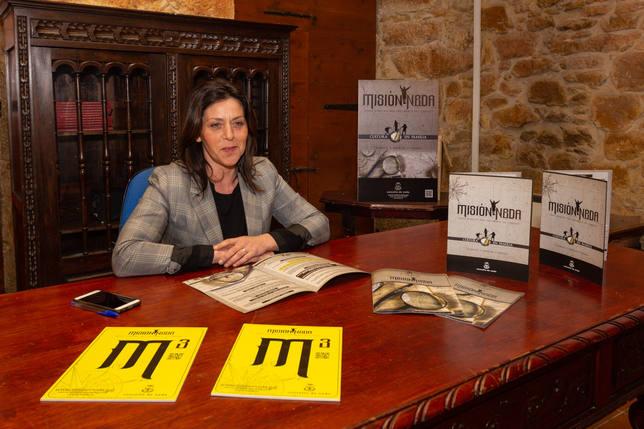 Cristina Bouza Bellón es concejala de Educación, Patrimonio y Turismo