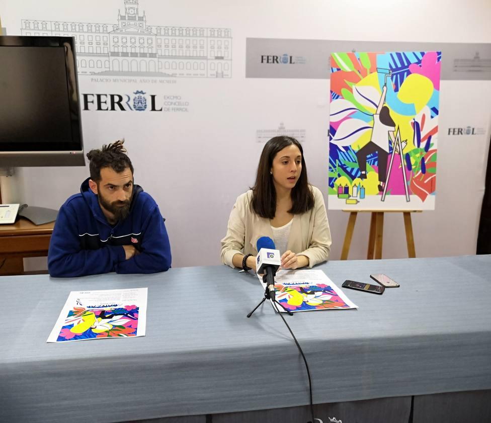 El festival se presentó el lunes en el concello de Ferrol