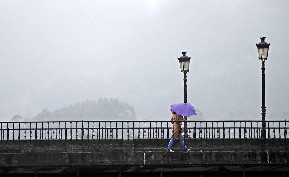 Jornada de transición en Galicia con apertura de grandes claros por la tarde