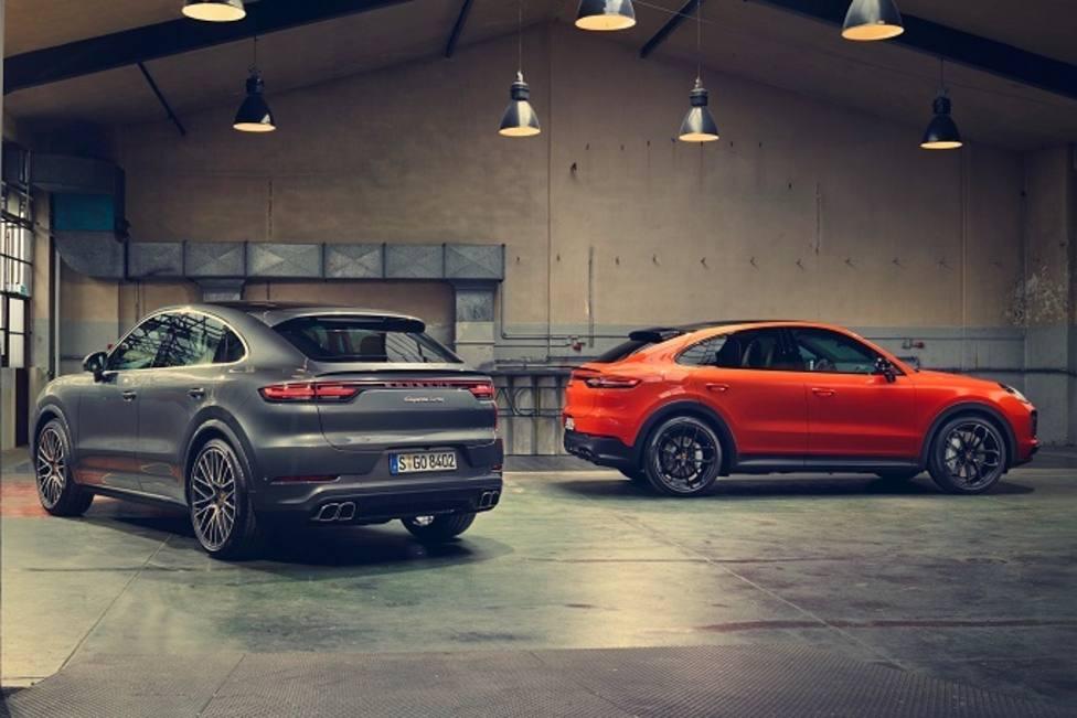 El nuevo Porsche Cayenne S Coupé, con 440 caballos, llegará a España en julio
