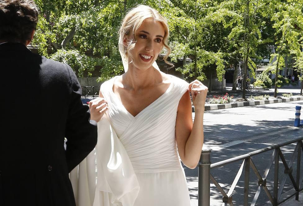 La boda de María Ruiz-Mateos, del gran enfado del novio con la prensa a las grandes ausencias
