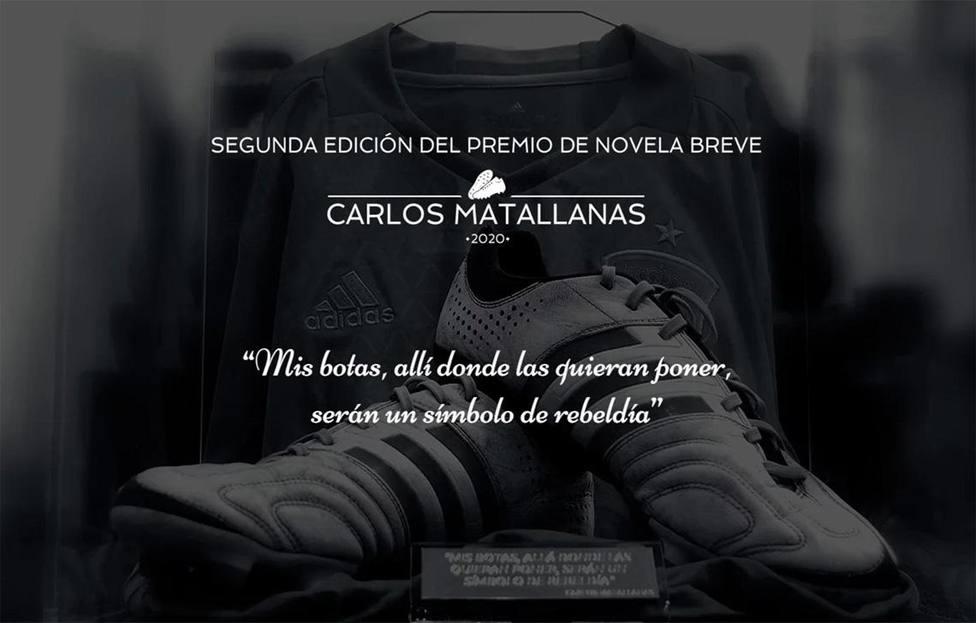 La AFE convoca la segunda edición del Premio Carlos Matallanas de novela breve