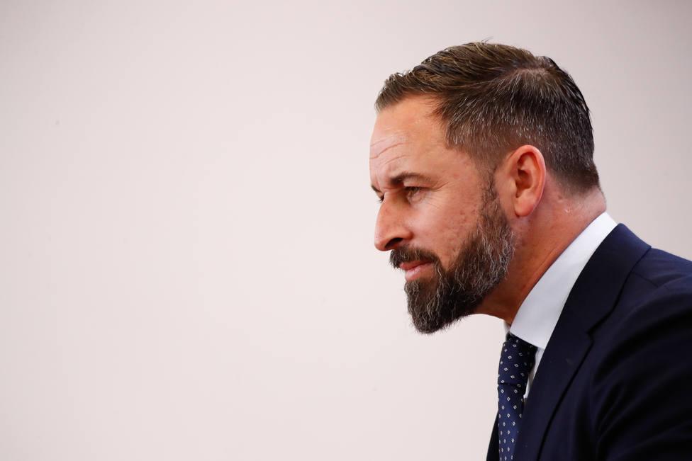 Abascal viaja a Murcia para apoyar la estrategia del partido en la región
