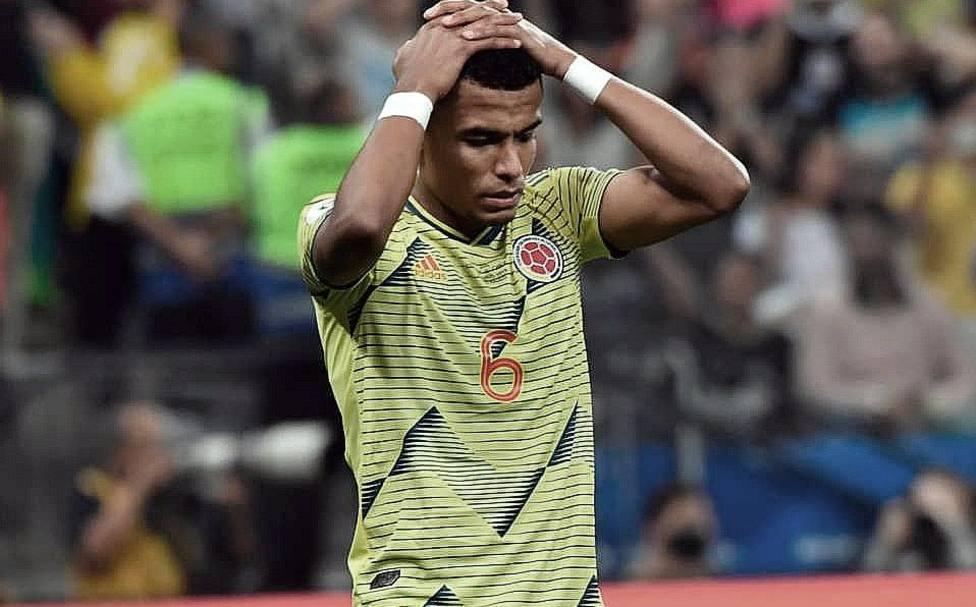 El colombiano Tesillo y su familia reciben amenazas de muerte por fallar el penalti que eliminó a su selección