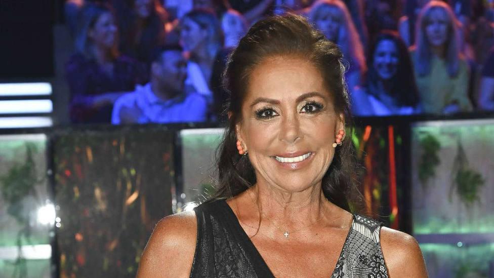 Sorpresa e indignación con la última aparición de Isabel Pantoja en el Telediario de Telecinco