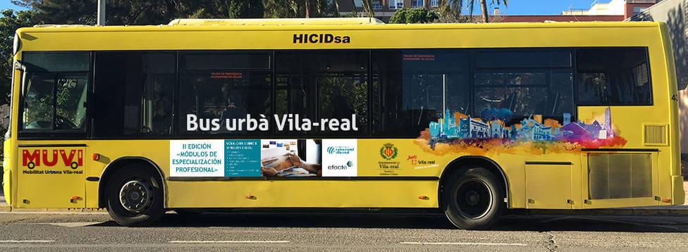 Autobús urbano el Groguet