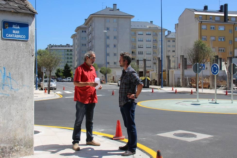 El Concello acometerá el adecentamiento de las rúas Pousadela y Río Sar