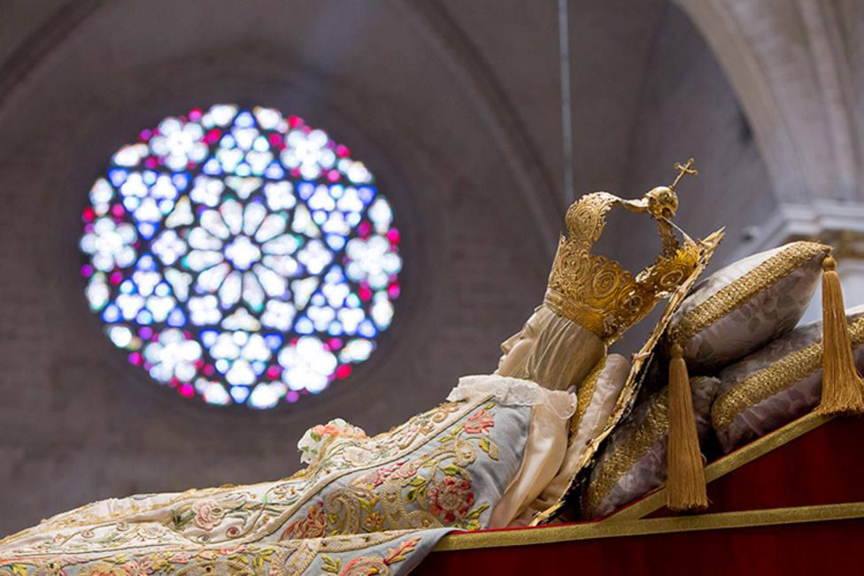 Asunción de la Virgen en la Catedral de Valencia