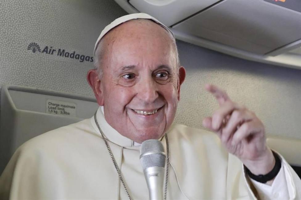 El Papa Francisco: Iré a España, si sigo vivo, pero la prioridad son países pequeños