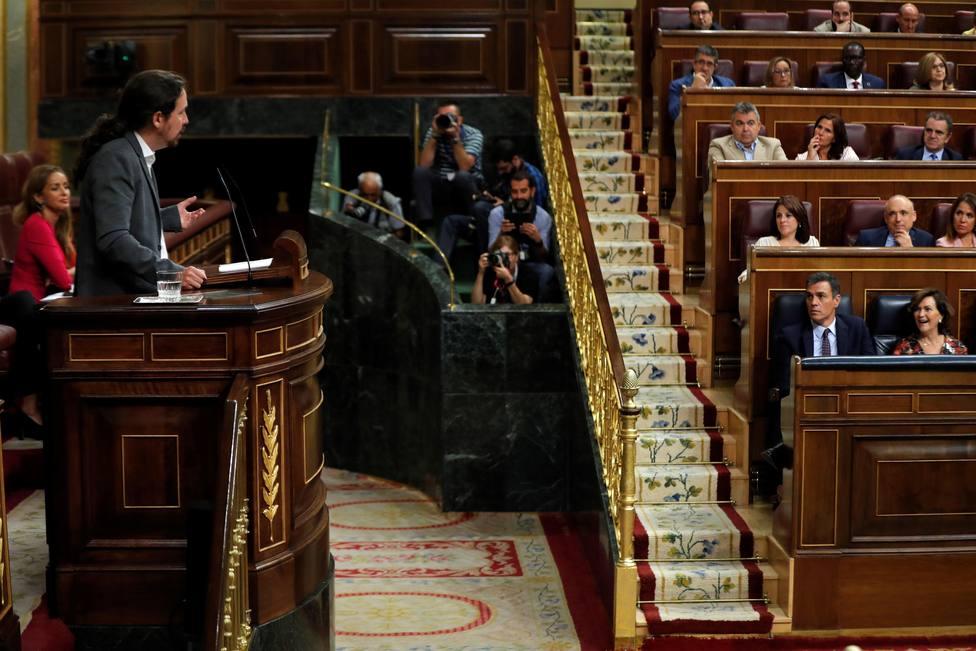 Sánchez insiste en pedir el apoyo a Iglesias pero rechaza reunirse con él