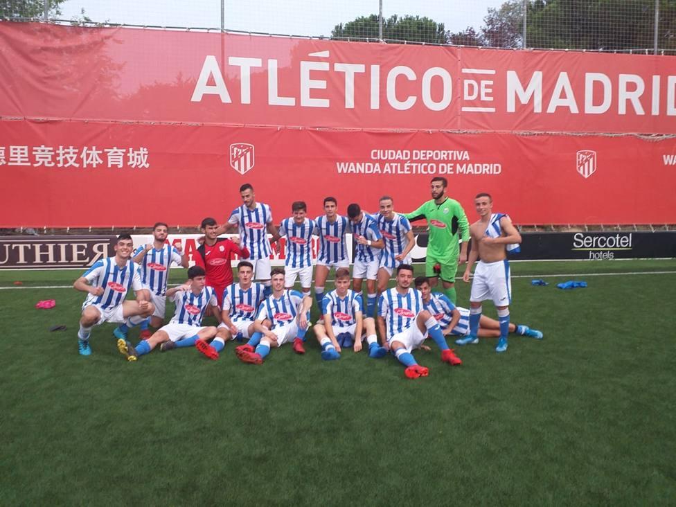 El Lorca CF Base asalta Madrid