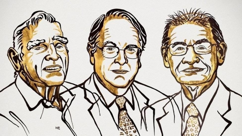 Ganadores del Nobeld e Químia 2019