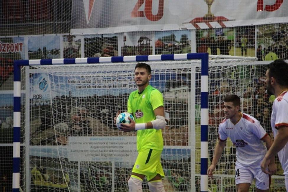 ElPozo Murcia FS cierra con derrota la fase previa de Champions