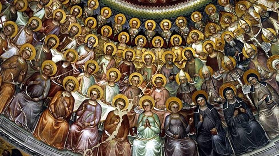 Solemnidad de Todos los Santos: Pascua de los Bienaventurados